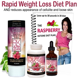 Raspberry Ketone Diet Plan Kit