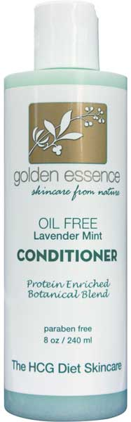 Oil-Free Lavender Mint Conditioner
